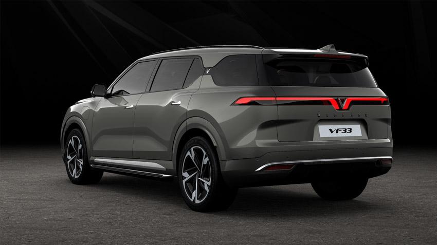 Vinfast ra mắt 3 dòng ô tô điện tự lái - khẳng định tầm nhìn trở thành hãng xe điện thông minh toàn cầu - 5