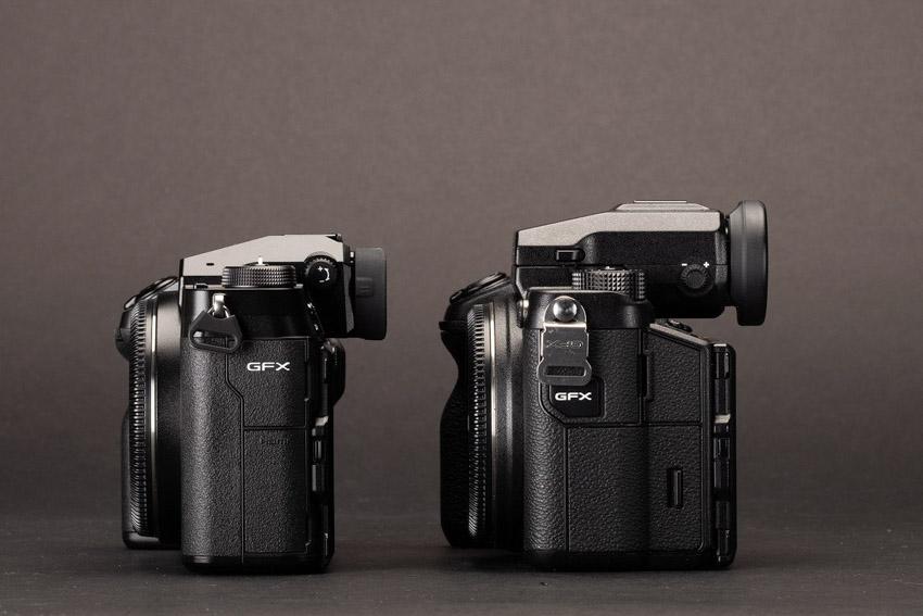 Fujifilm ra mắt máy ảnh Medium Format GFX 100S - 12