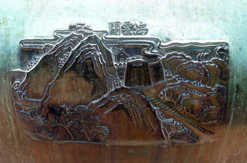 Biển, cửa khẩu, cửa quan trên cửu đỉnh Huế -9
