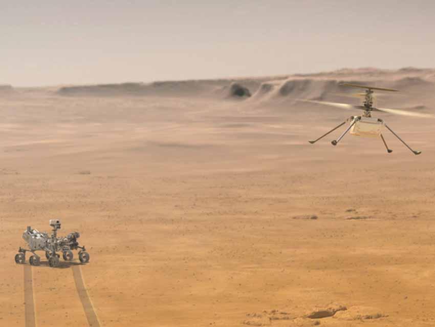 Cuộc chạy đua lên sao hỏa của các cường quốc - 4