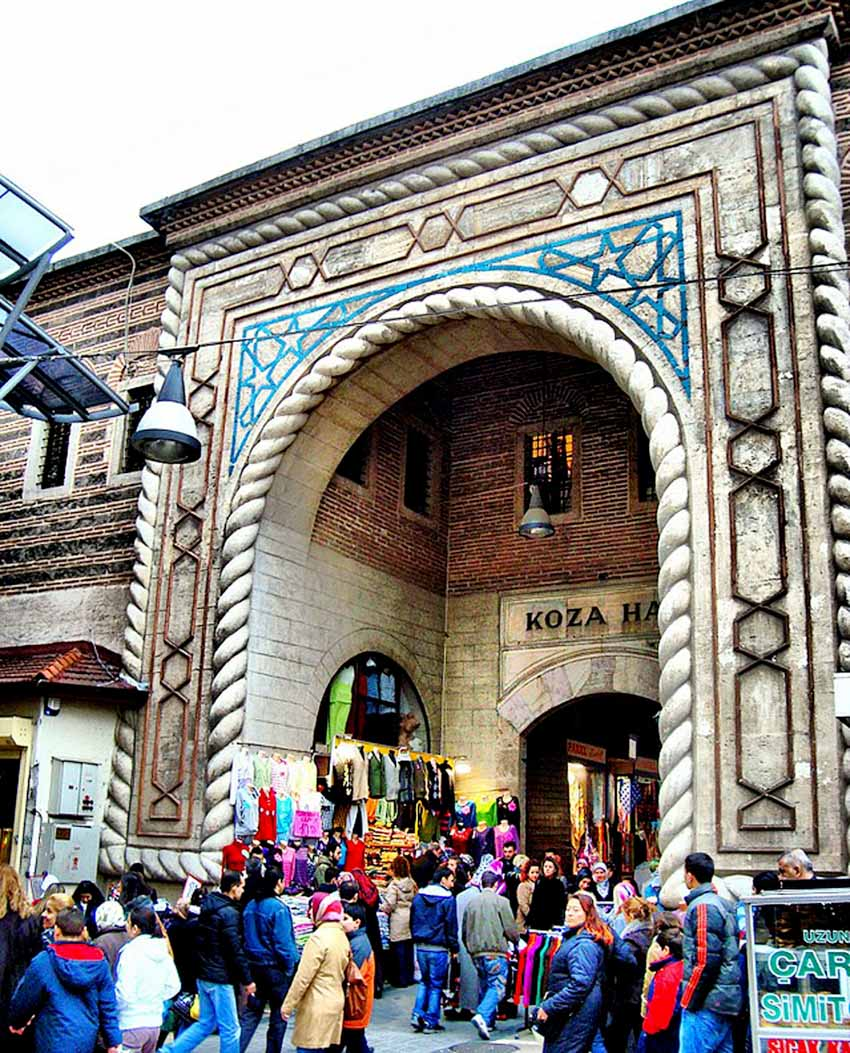 Một thoáng xinh đẹp kiến trúc Thổ Nhĩ Kỳ - 7