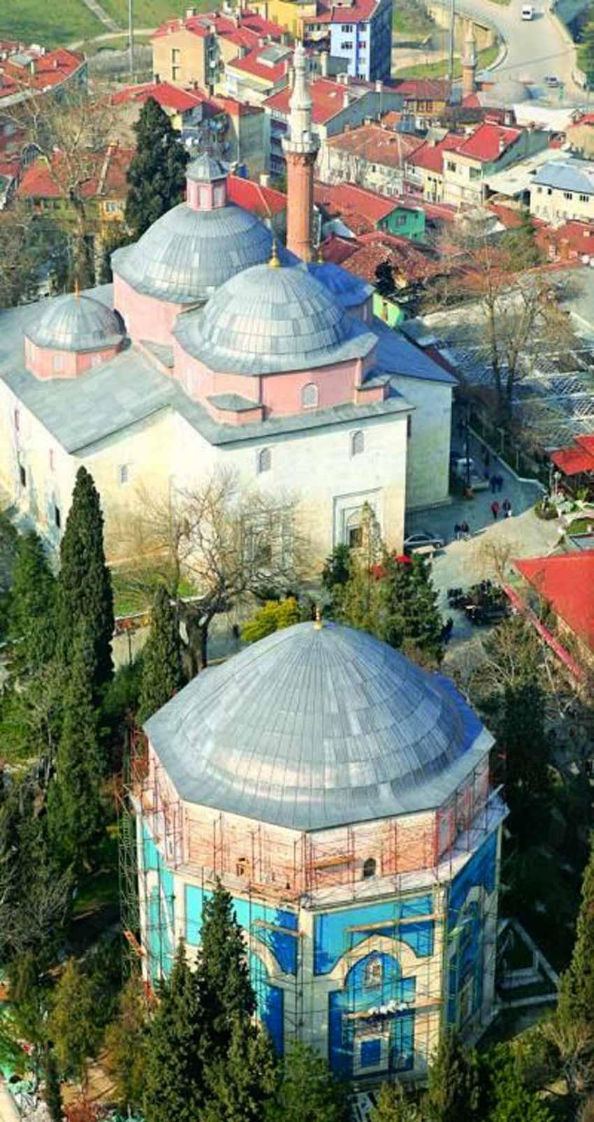 Một thoáng xinh đẹp kiến trúc Thổ Nhĩ Kỳ - 14