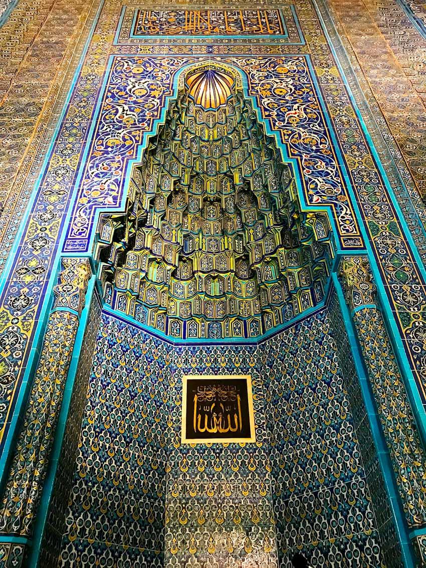 Một thoáng xinh đẹp kiến trúc Thổ Nhĩ Kỳ - 15