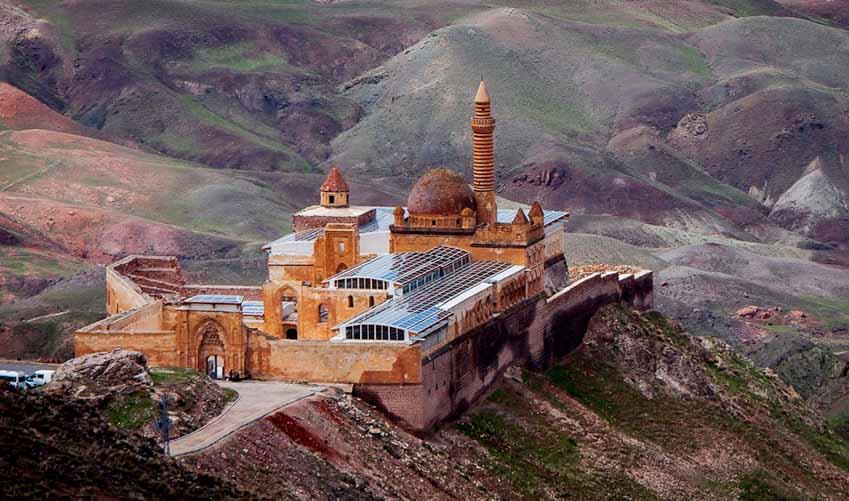 Một thoáng xinh đẹp kiến trúc Thổ Nhĩ Kỳ - 1