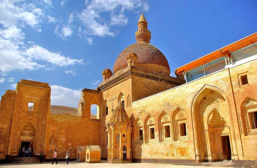 Một thoáng xinh đẹp kiến trúc Thổ Nhĩ Kỳ - 2