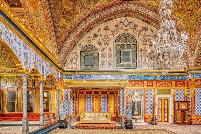 Một thoáng xinh đẹp kiến trúc Thổ Nhĩ Kỳ - 4