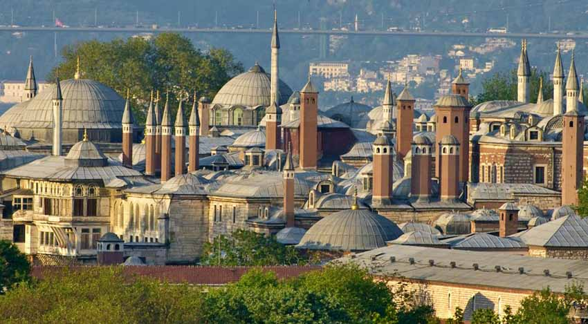 Một thoáng xinh đẹp kiến trúc Thổ Nhĩ Kỳ - 5