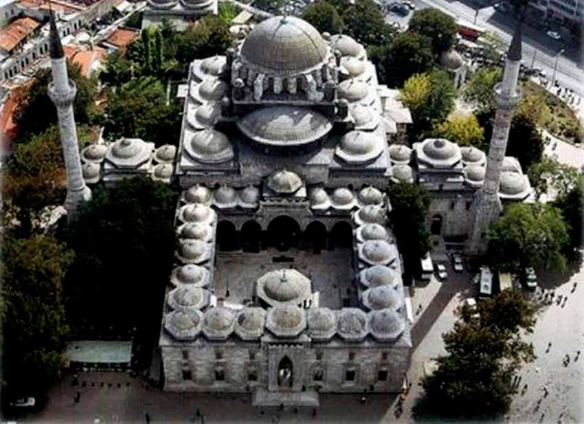 Một thoáng xinh đẹp kiến trúc Thổ Nhĩ Kỳ - 8