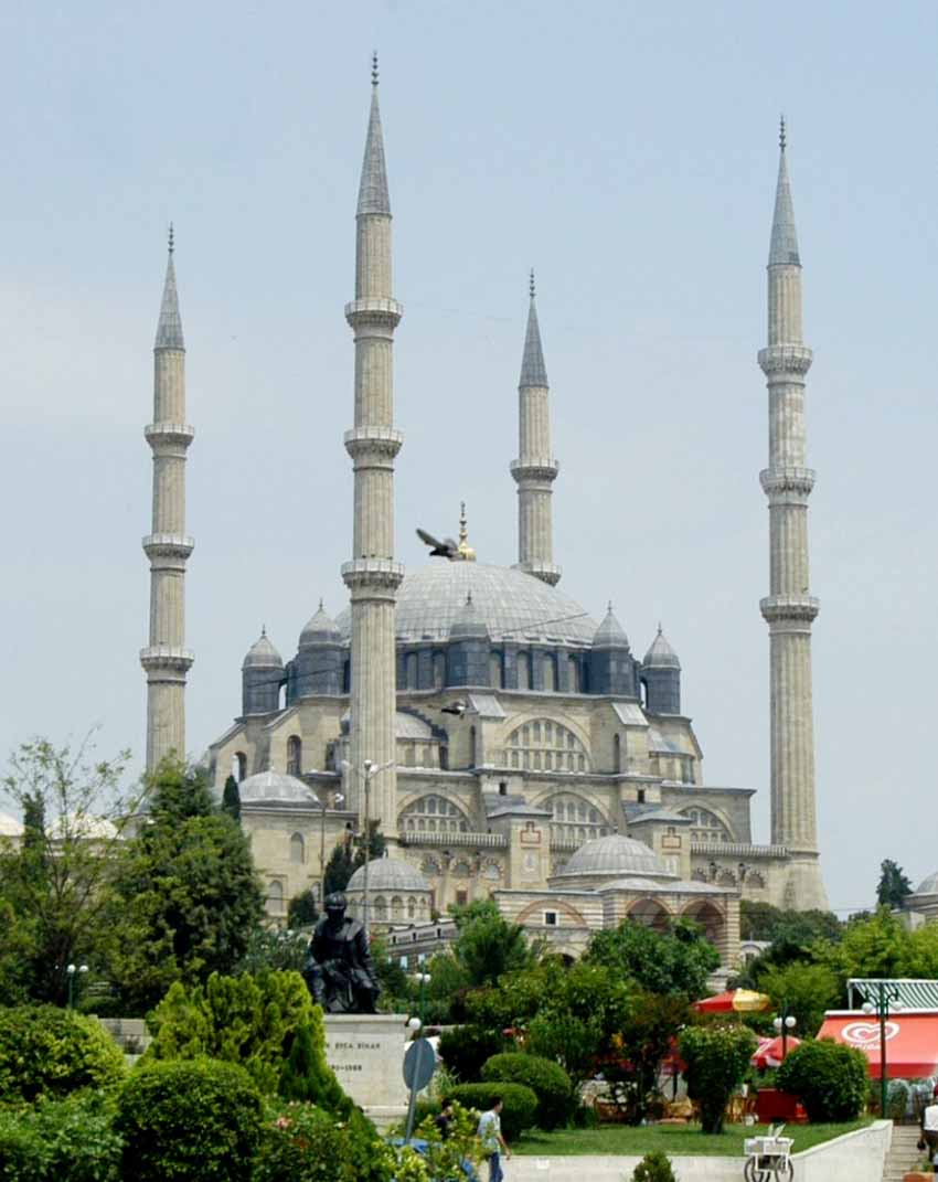 Một thoáng xinh đẹp kiến trúc Thổ Nhĩ Kỳ - 9