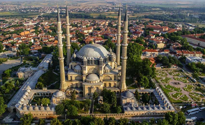 Một thoáng xinh đẹp kiến trúc Thổ Nhĩ Kỳ - 11