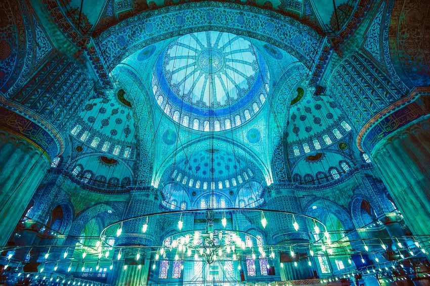 Một thoáng xinh đẹp kiến trúc Thổ Nhĩ Kỳ - 12