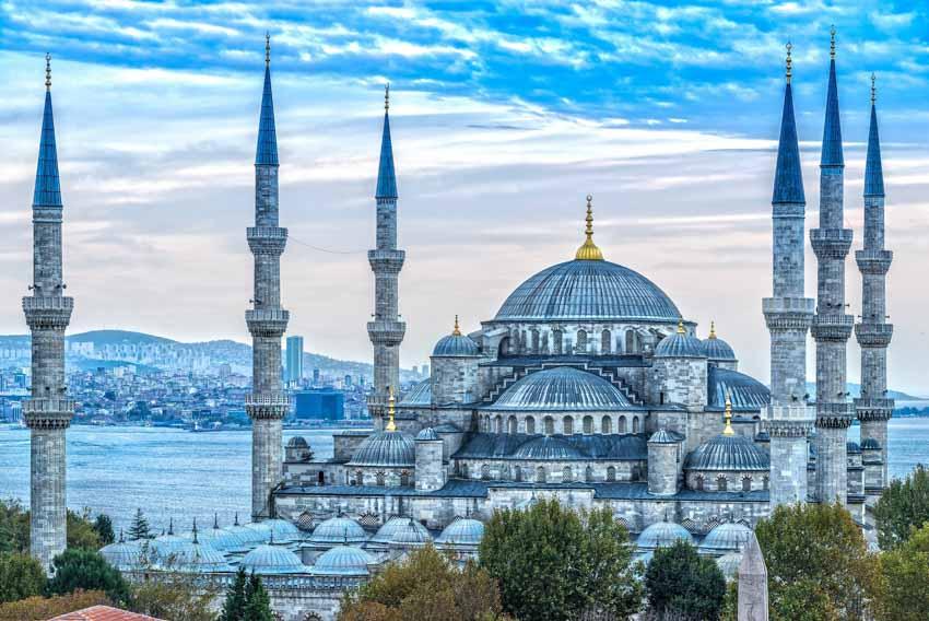 Một thoáng xinh đẹp kiến trúc Thổ Nhĩ Kỳ - 13