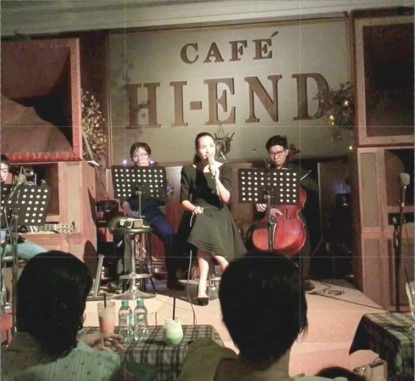 Sài Gòn cà phê nhạc trẻ - Kỳ 2: Khúc blue mênh mang - 1