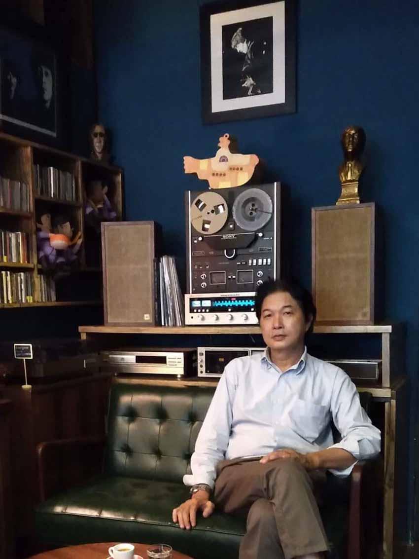 Sài Gòn cà phê nhạc trẻ - Kỳ 2: Khúc blue mênh mang - 3