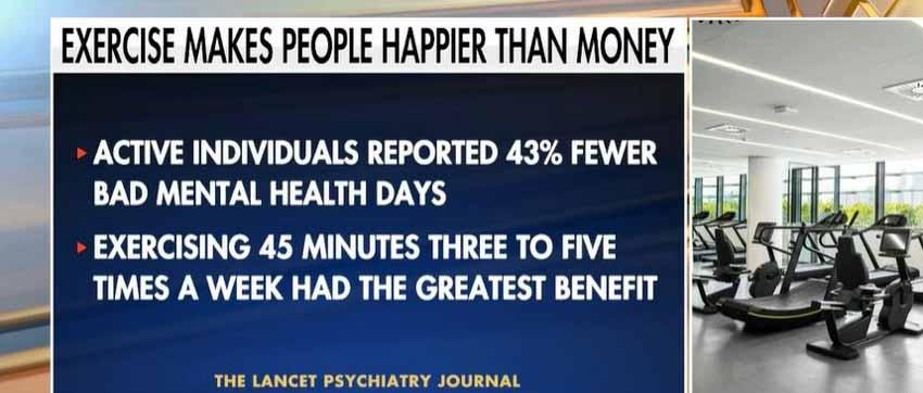 Tiền và vận động cơ thể cũng mua được hạnh phúc? - 3