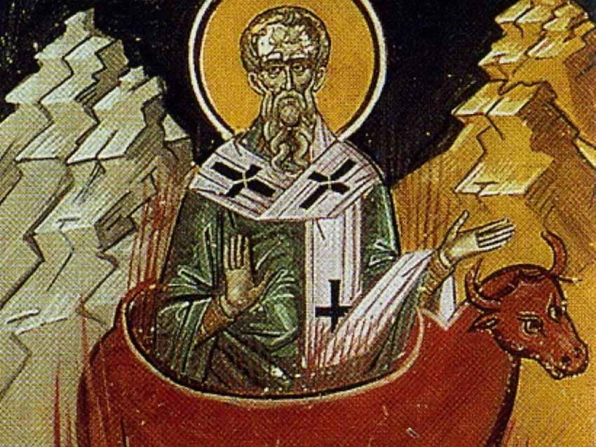 10 vị thánh được miêu tả theo cách kỳ lạ trong nghệ thuật - 2