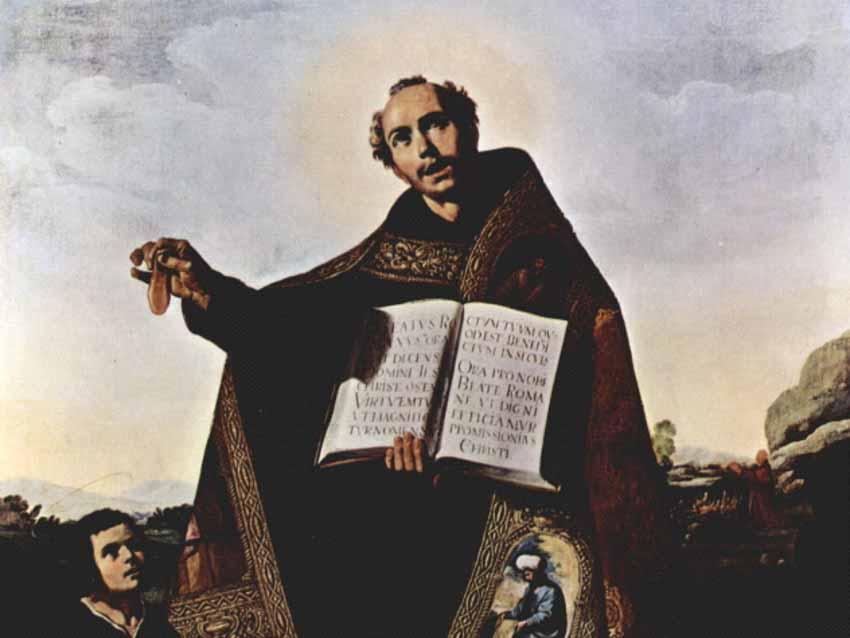 10 vị thánh được miêu tả theo cách kỳ lạ trong nghệ thuật - 3