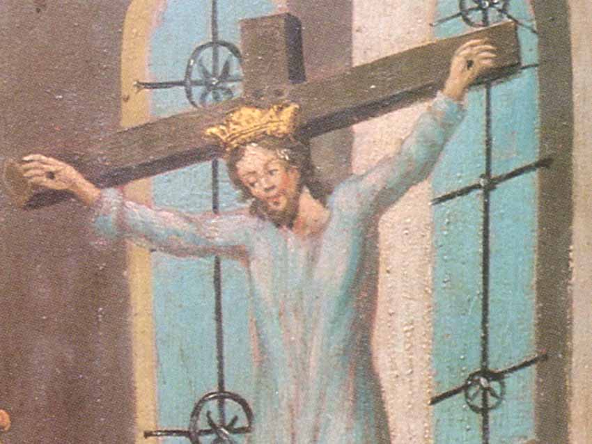 10 vị thánh được miêu tả theo cách kỳ lạ trong nghệ thuật - 5