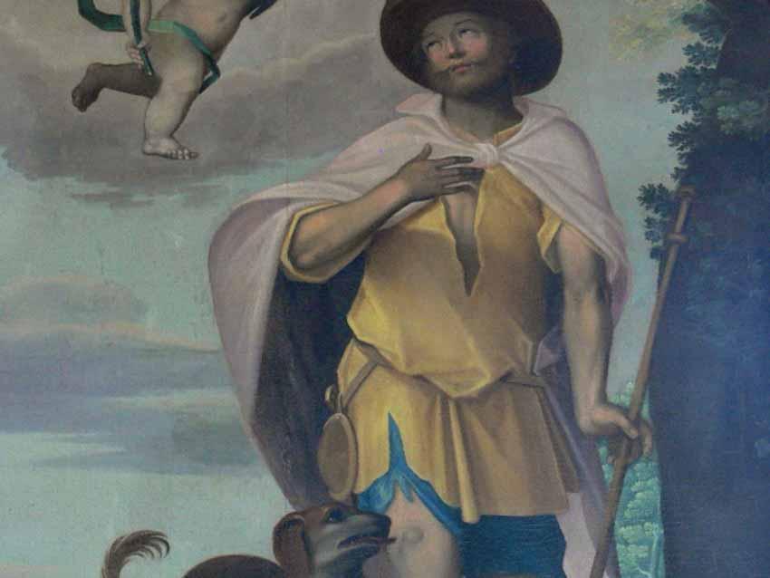 10 vị thánh được miêu tả theo cách kỳ lạ trong nghệ thuật - 6