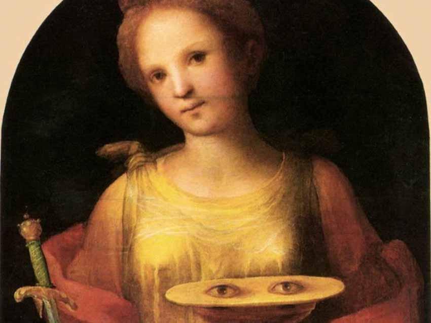 10 vị thánh được miêu tả theo cách kỳ lạ trong nghệ thuật - 7