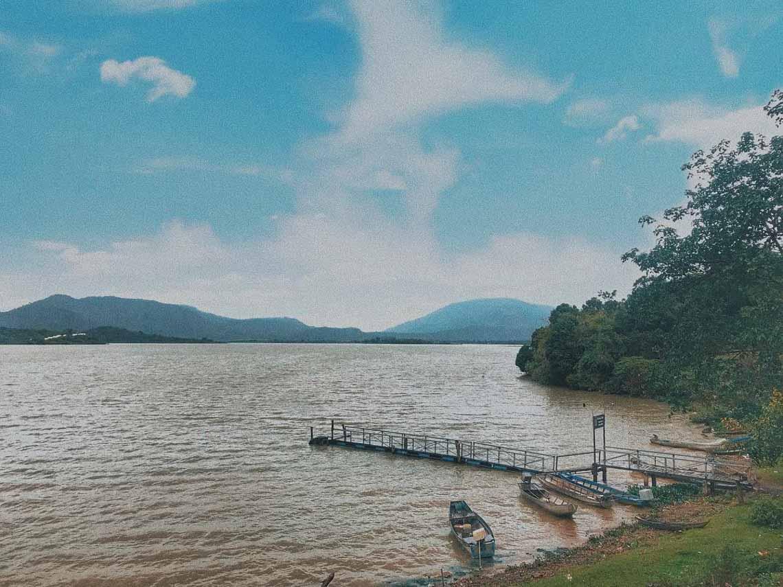 Hồ Lăk – dải lụa óng mềm của đất rừng Tây Nguyên - 1