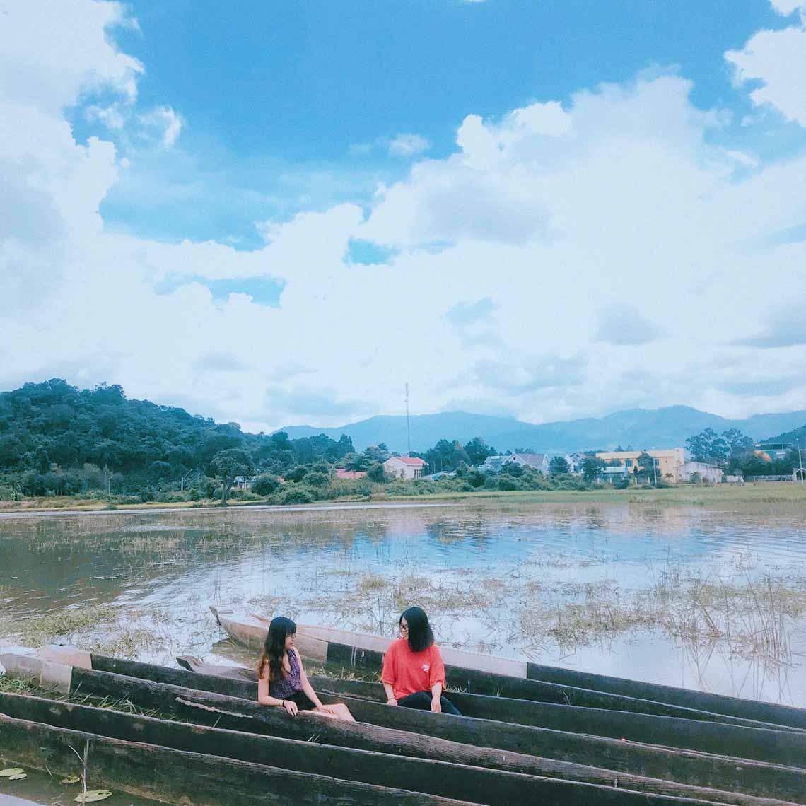 Hồ Lăk – dải lụa óng mềm của đất rừng Tây Nguyên - 2