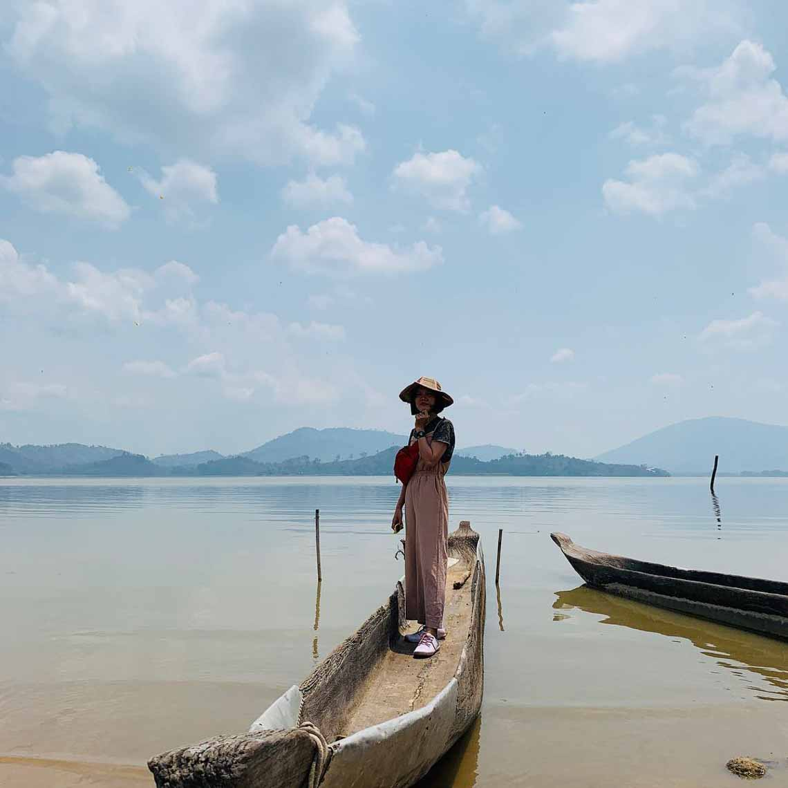 Hồ Lăk – dải lụa óng mềm của đất rừng Tây Nguyên - 4