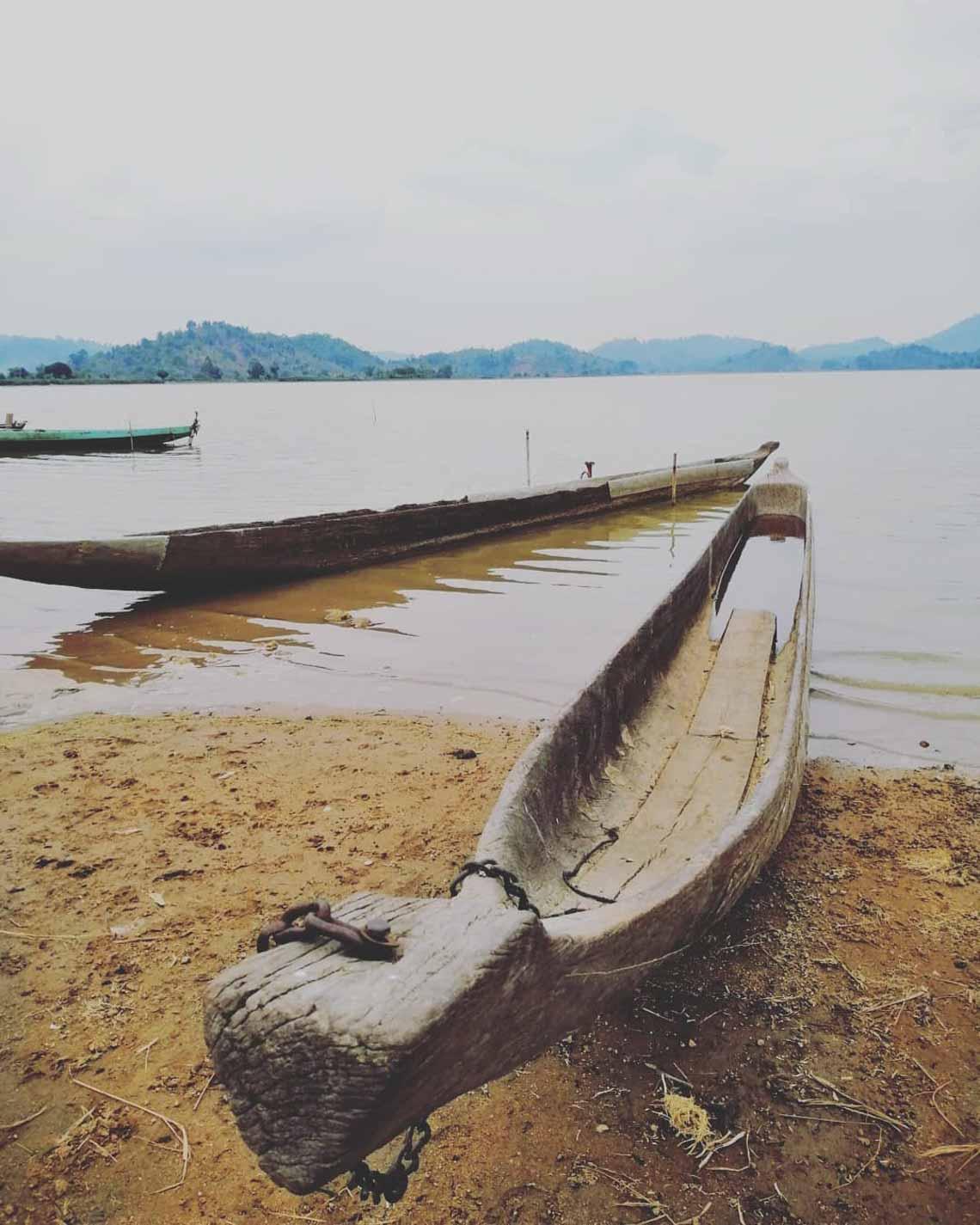 Hồ Lăk – dải lụa óng mềm của đất rừng Tây Nguyên - 8
