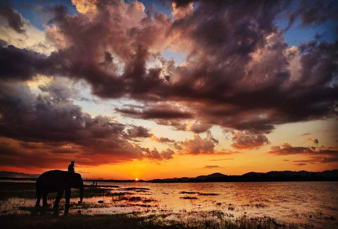 Hồ Lăk – dải lụa óng mềm của đất rừng Tây Nguyên - 9
