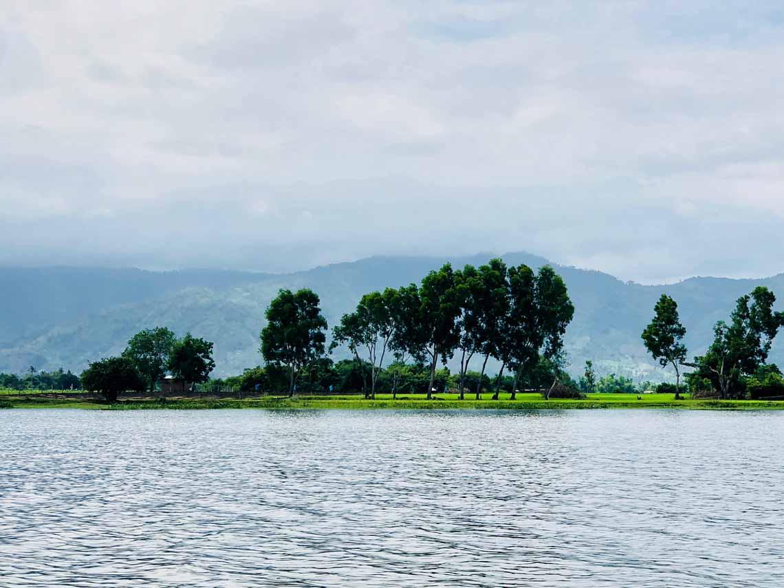 Hồ Lăk – dải lụa óng mềm của đất rừng Tây Nguyên - 11