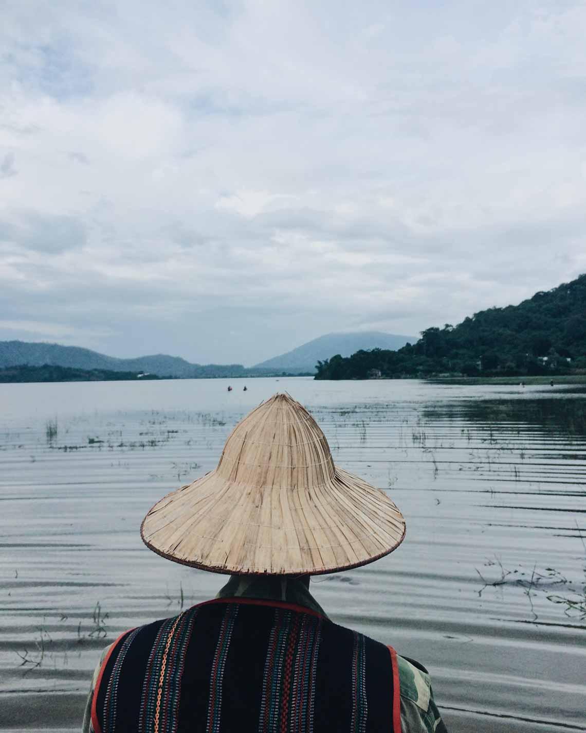 Hồ Lăk – dải lụa óng mềm của đất rừng Tây Nguyên - 15