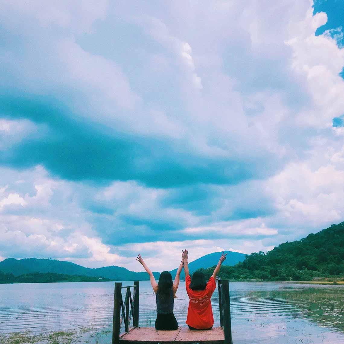 Hồ Lăk – dải lụa óng mềm của đất rừng Tây Nguyên - 17