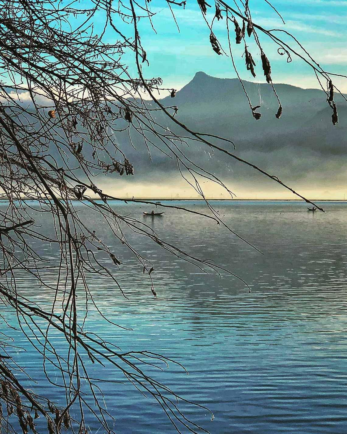 Hồ Lăk – dải lụa óng mềm của đất rừng Tây Nguyên - 18