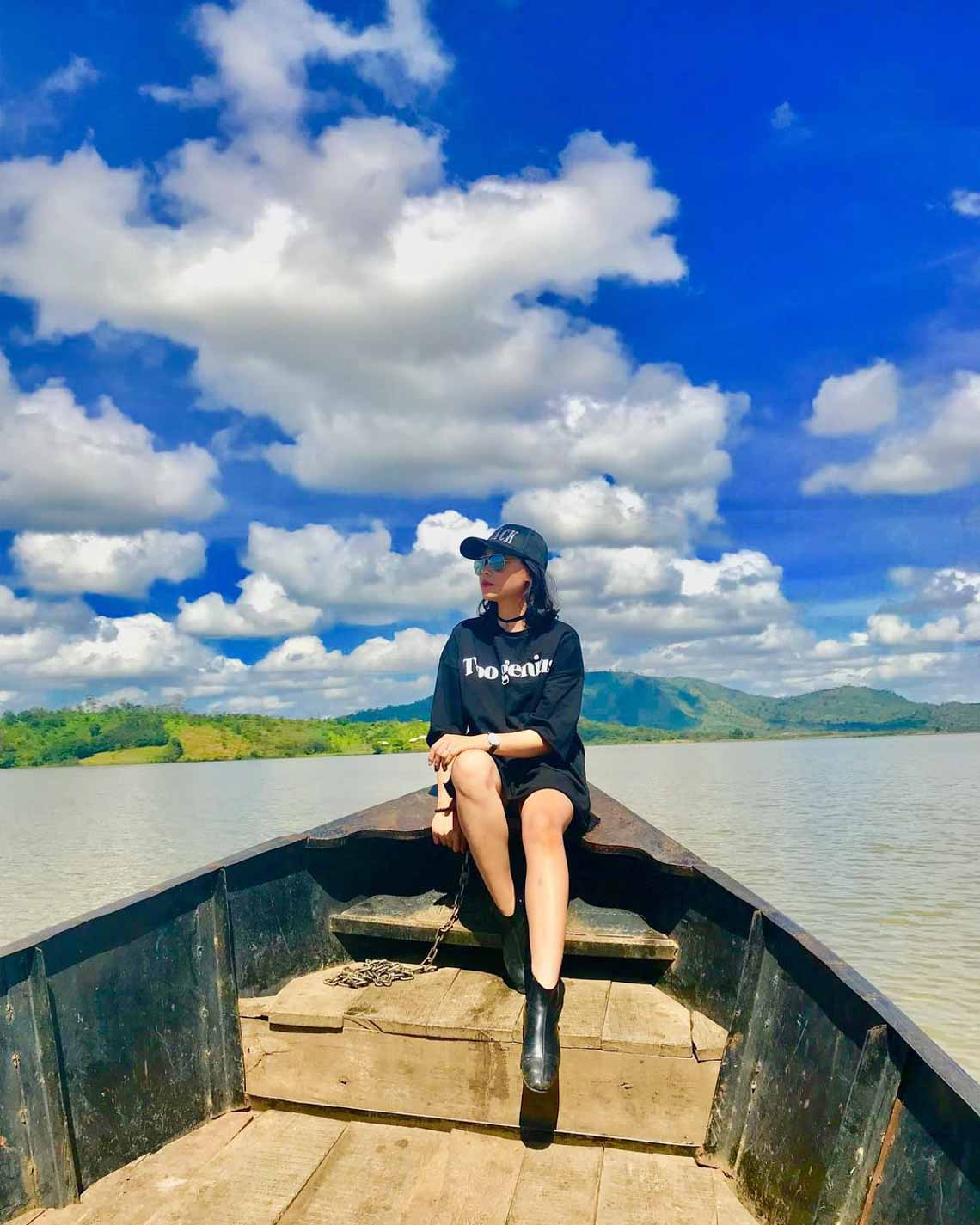 Hồ Lăk – dải lụa óng mềm của đất rừng Tây Nguyên - 19