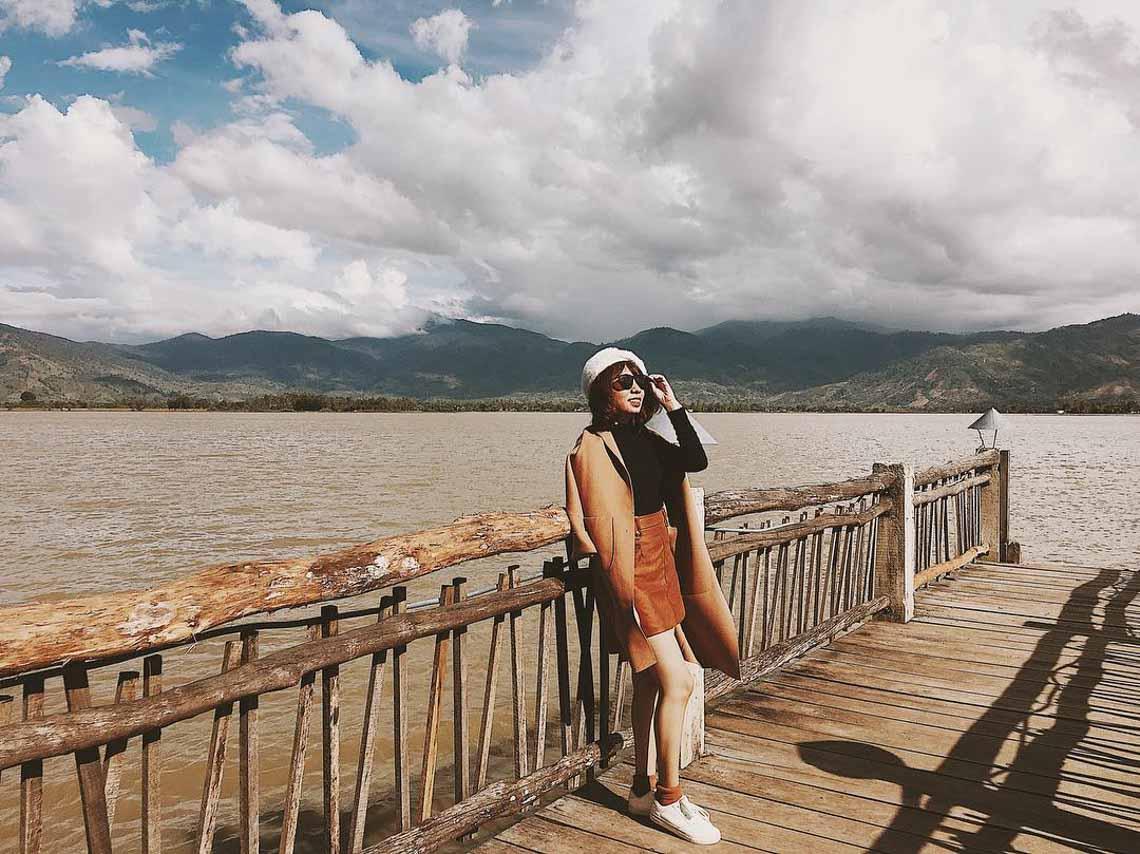 Hồ Lăk – dải lụa óng mềm của đất rừng Tây Nguyên - 22