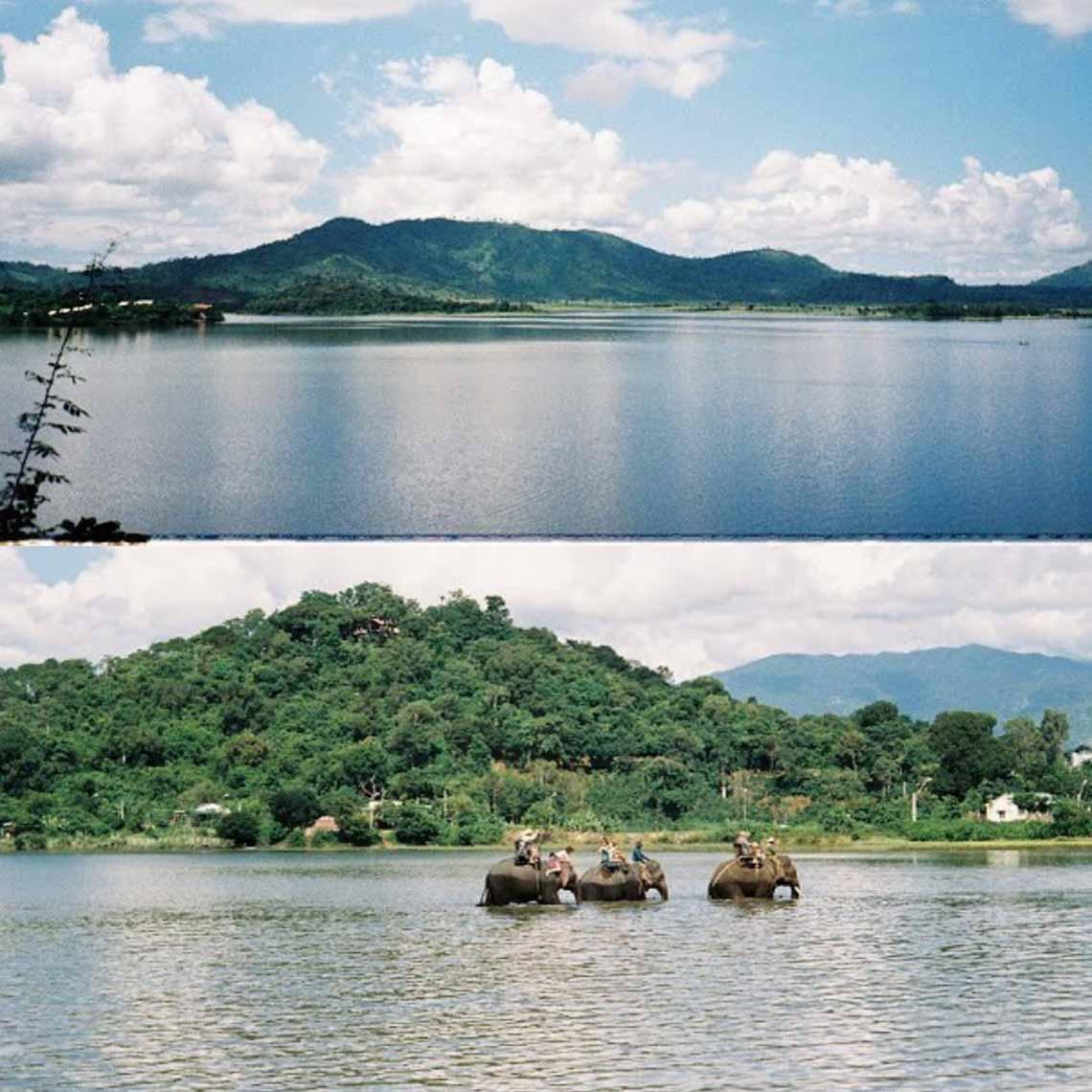 Hồ Lăk – dải lụa óng mềm của đất rừng Tây Nguyên - 26