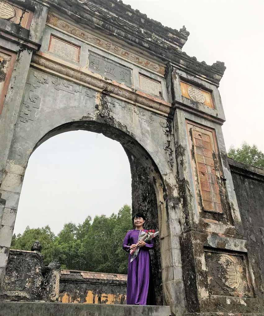 Nhà văn Trần Thùy Mai: 'Tác phẩm là hình chiếu của tâm hồn' - 1