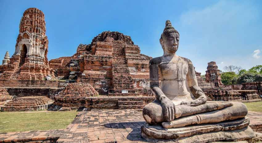 Bảy ngôi chùa đẹp nhất ngoại ô Bangkok - 1