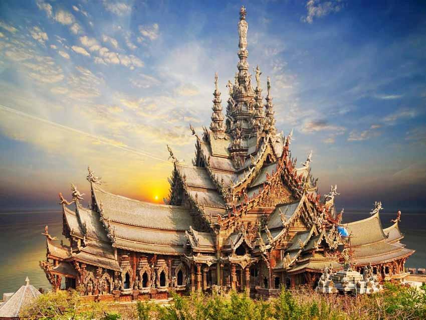 Bảy ngôi chùa đẹp nhất ngoại ô Bangkok - 2