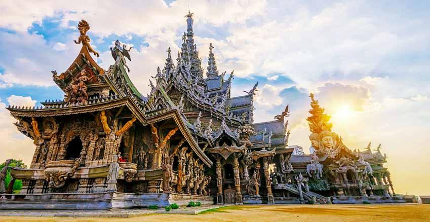 Bảy ngôi chùa đẹp nhất ngoại ô Bangkok - 4