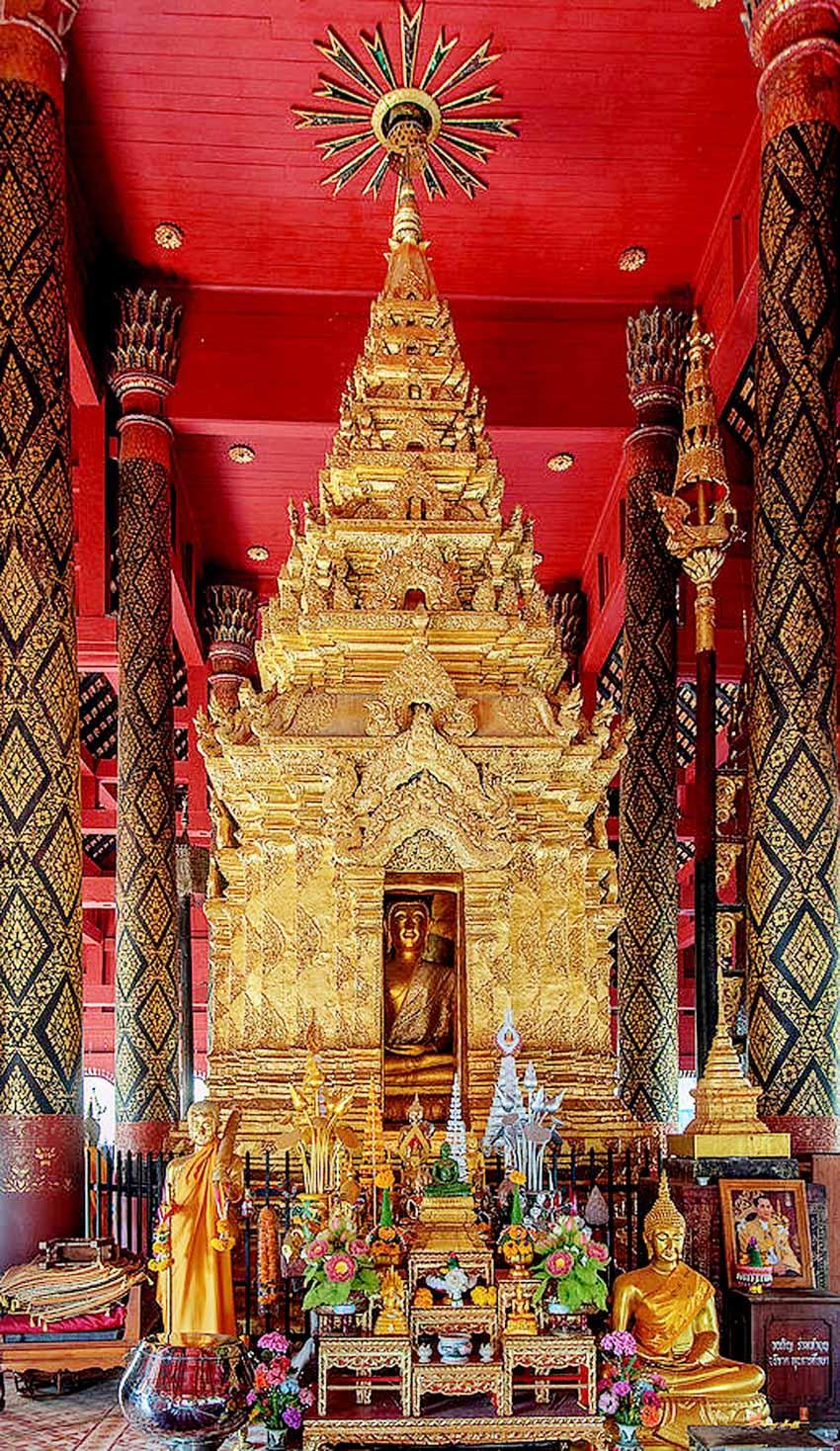 Bảy ngôi chùa đẹp nhất ngoại ô Bangkok - 9