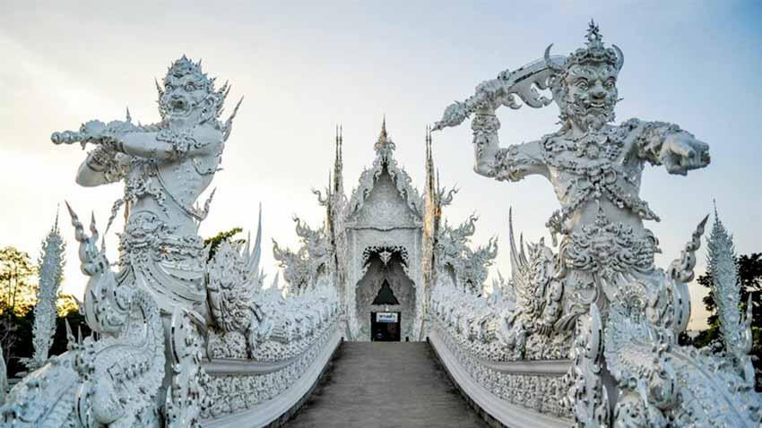Bảy ngôi chùa đẹp nhất ngoại ô Bangkok - 10