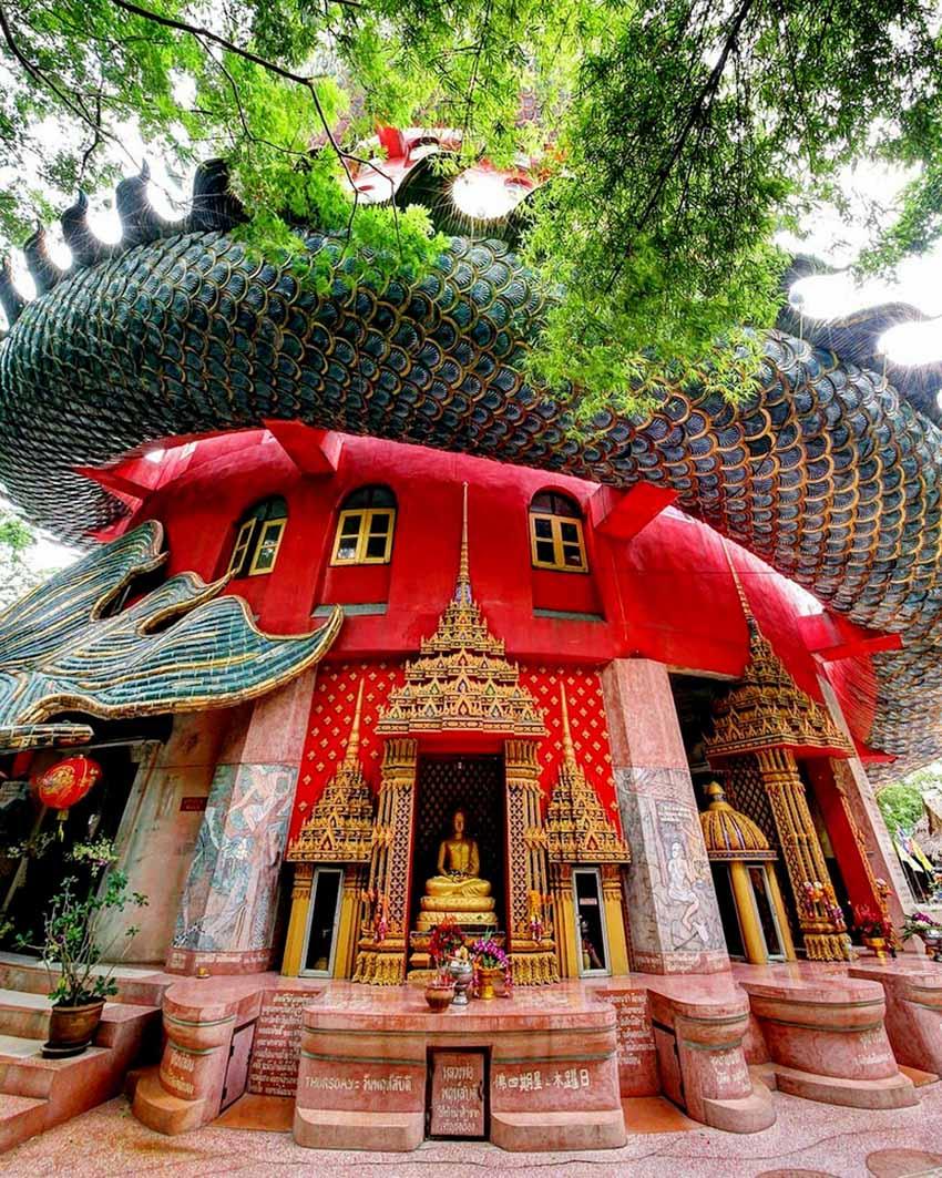 Bảy ngôi chùa đẹp nhất ngoại ô Bangkok - 12