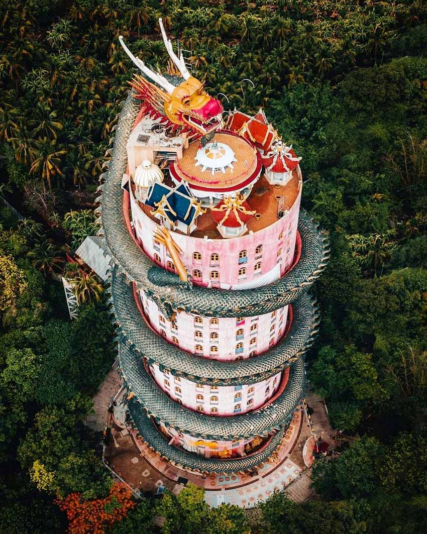 Bảy ngôi chùa đẹp nhất ngoại ô Bangkok - 13
