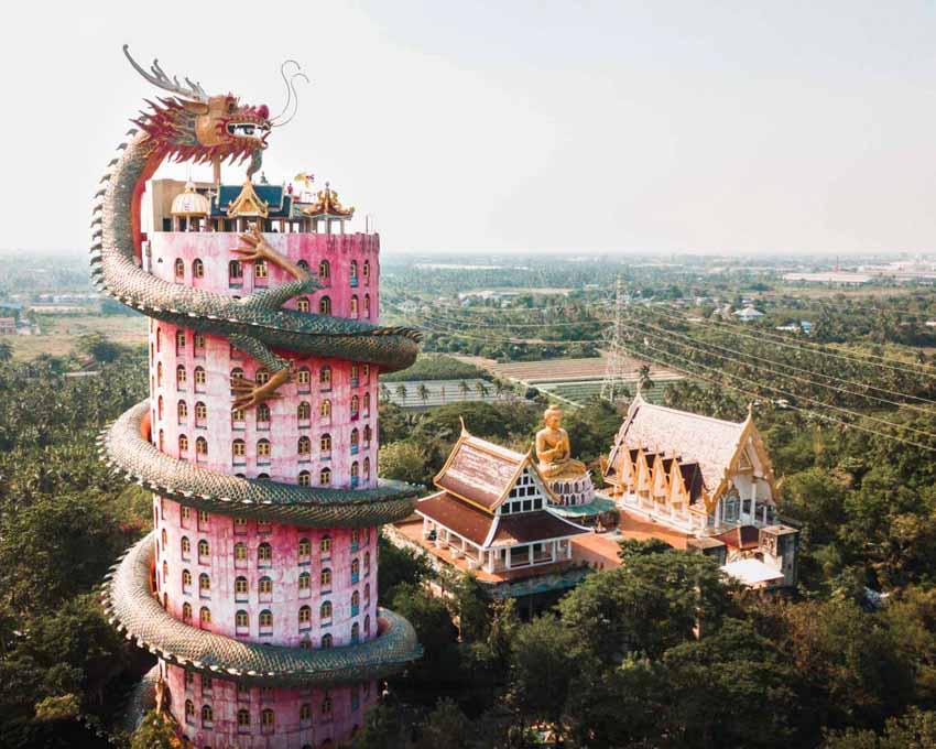 Bảy ngôi chùa đẹp nhất ngoại ô Bangkok - 14
