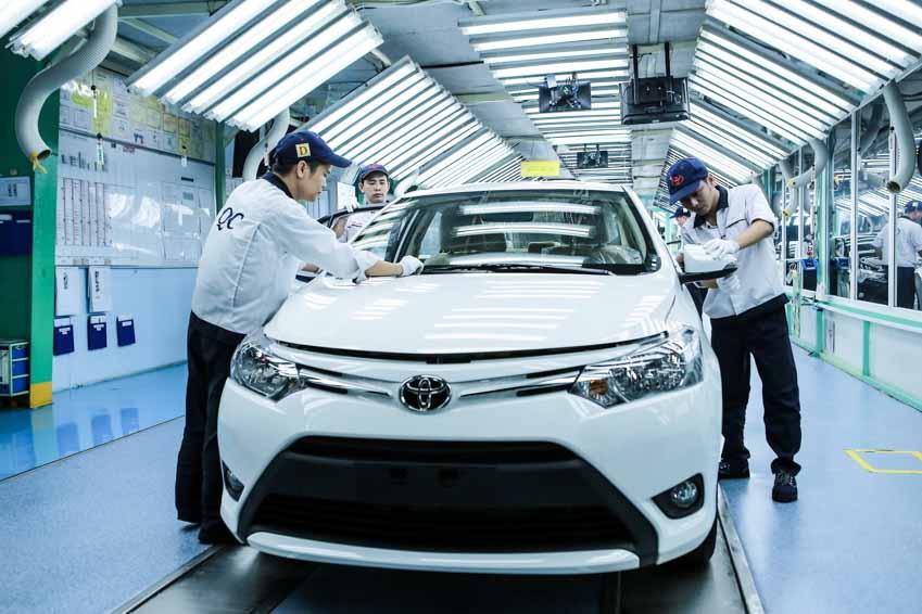 Toyota Việt Nam ghi nhận kết quả ấn tượng trong năm 2020 - 1