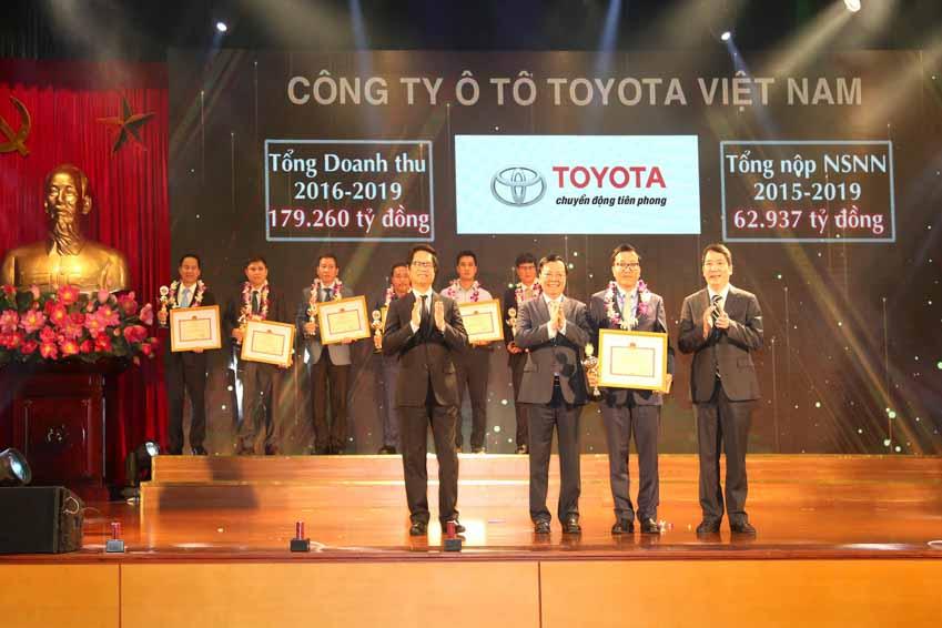Toyota Việt Nam ghi nhận kết quả ấn tượng trong năm 2020 - 5