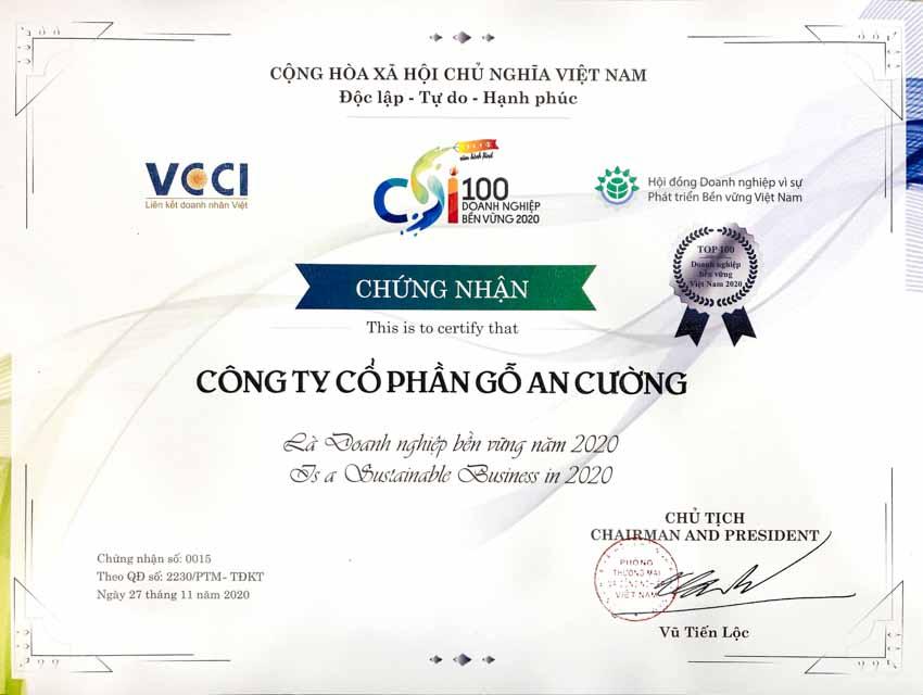 Gỗ An Cường – Khẳng định vị thế trong ngành vật liệu nội thất Việt - 4