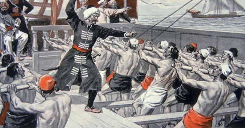 Nô lệ da trắng trong thế giới da đen thời cận đại - 3