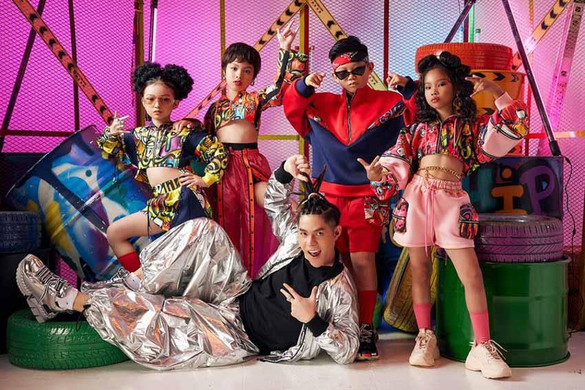 Đạo diễn Nguyễn Hưng Phúc mang hiphop, rap lên sàn diễn - 3